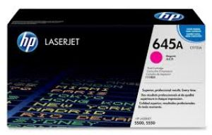 HP 645A MAGENTA ORIGINAL LASERJET TONER CARTRIDGE C9733A