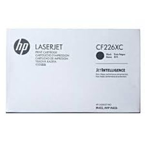 HP 26X Black Contractual LaserJet Toner Cartridge CF226XC