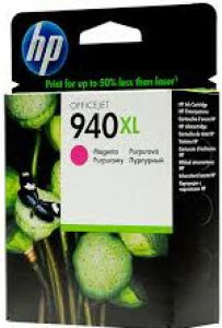 HP 940XL MAGENTA INK CARTRIDGE (C4908AA)
