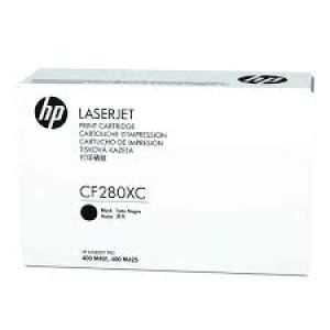 HP CF280XC High Yield Black Laserjet Toner Cartridge CF280XC