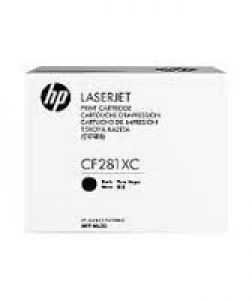 HP CF281XC Black Toner Cartridge