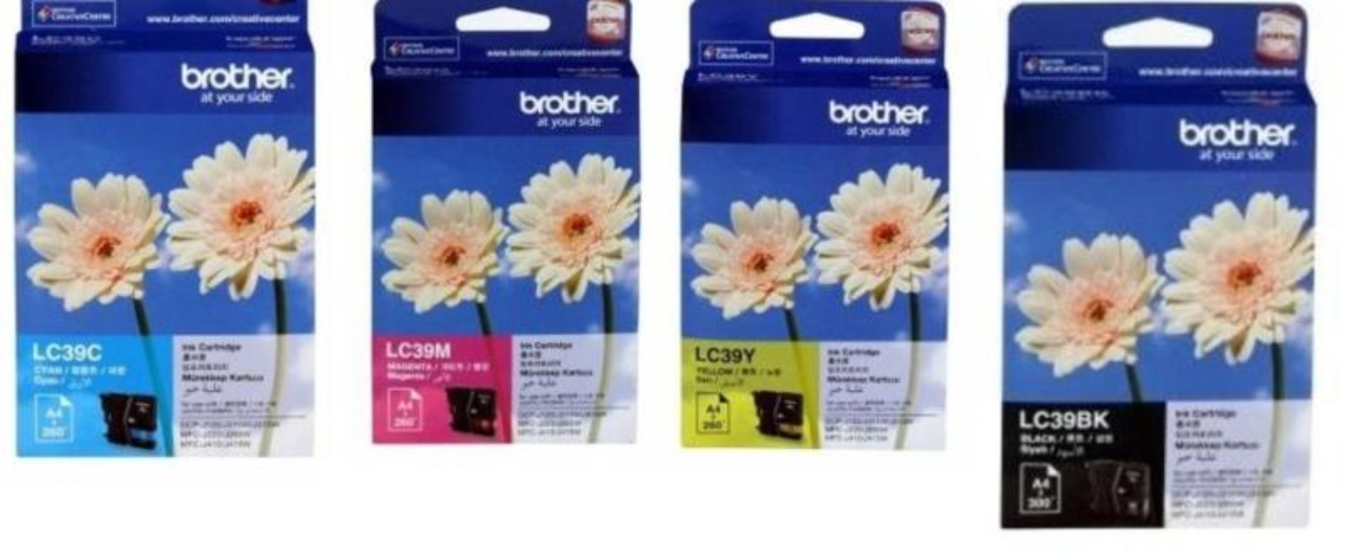 Brother Lc 39 Cmy Brother Lc 583 Ink Catridge Black